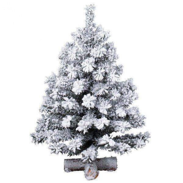 Albero Di Natale 80 Cm.Albero Di Natale Artificiale Toronto Alt 80 Cm Verde Innevato Alberi E Alberi Di Natale Artificiali Eminza