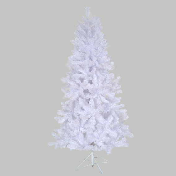 Albero Di Natale Bianco.Albero Di Natale Artificiale Imperial Alt 180 Cm Bianco Albero Di Natale Artificiale Eminza