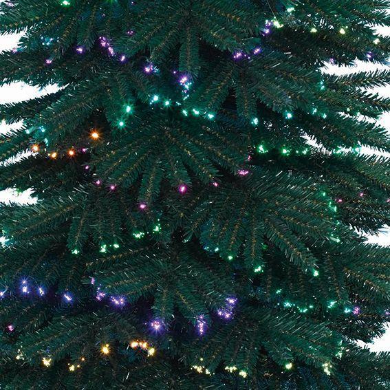 Albero Di Natale Fibra Ottica 180 Cm.Albero Di Natale In Fibra Ottica Dancing Alt 180 Cm Alberi E Alberi Di Natale Artificiali Eminza