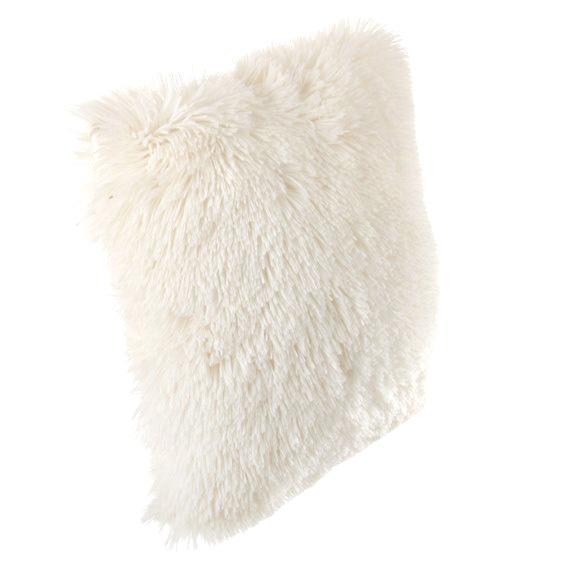 Coussin fausse fourrure (45 cm) Sibérien