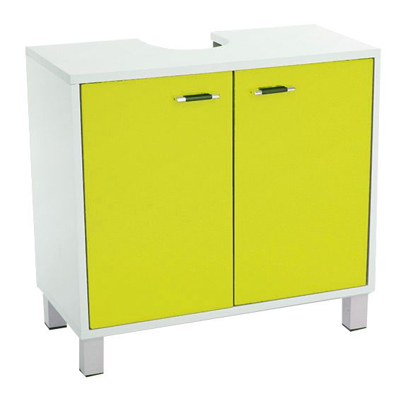 meuble dessous lavabo dinamo vert dessous lavabo eminza. Black Bedroom Furniture Sets. Home Design Ideas