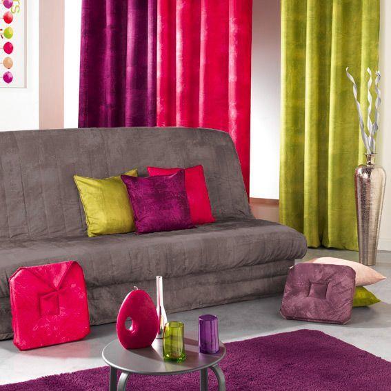 housse de clic clac opak gris perle eminza. Black Bedroom Furniture Sets. Home Design Ideas