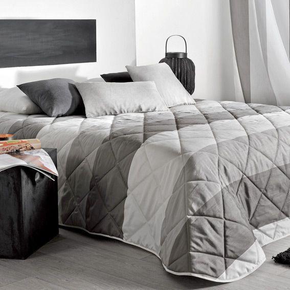 couvre lit 250 x 250 Couvre lit (250 x 260 cm) matelassé Bergame   Couvre lit, boutis  couvre lit 250 x 250