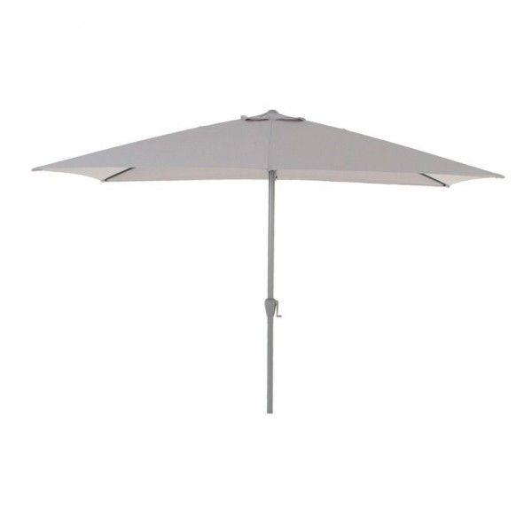 parasol rectangulaire fidji