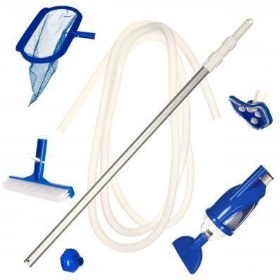 Piscine et accessoires piscine spa et gonflable eminza for Kit accessoire piscine hors sol
