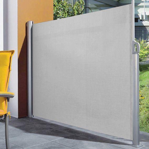 paravent r tractable kiwi gris paravent eminza. Black Bedroom Furniture Sets. Home Design Ideas