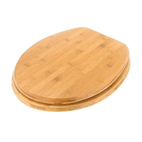 abattant wc bambou naturel abattant wc eminza. Black Bedroom Furniture Sets. Home Design Ideas