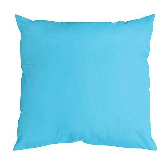 coussin et housse de coussin bleu coussin et galette. Black Bedroom Furniture Sets. Home Design Ideas