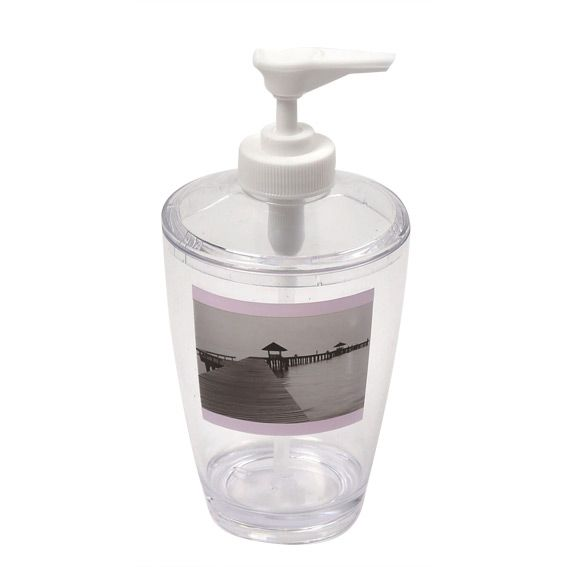 Distributeur de savon SeaSide Gris