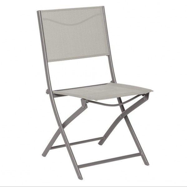 chaise de jardin modula silver chaise et fauteuil de. Black Bedroom Furniture Sets. Home Design Ideas