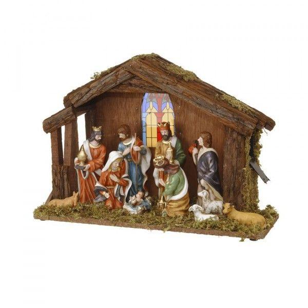 Decorations De Noel Creches Et Accessoires Pour Creche