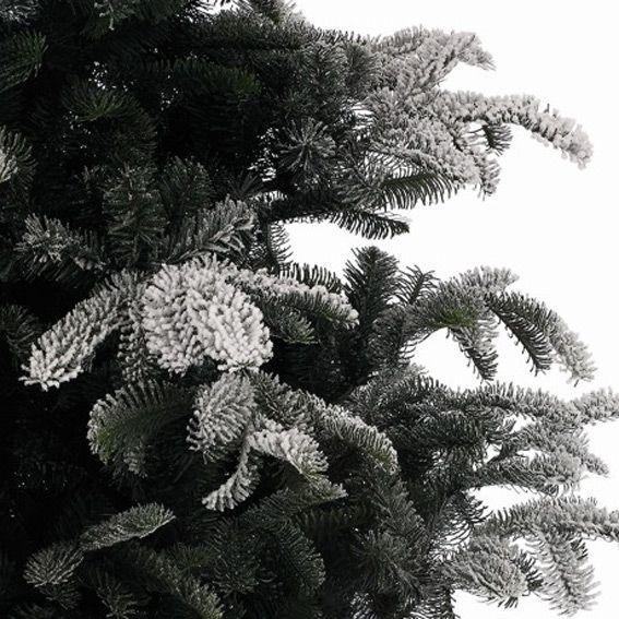 sapin artificiel de no l nordmann h150 cm vert enneig sapin et arbre artificiel eminza. Black Bedroom Furniture Sets. Home Design Ideas