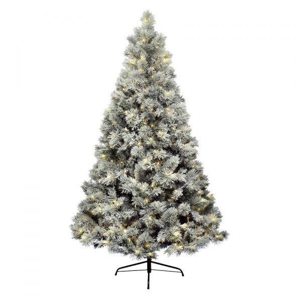 k nstlicher weihnachtsbaum mit beleuchtung vancouver h180. Black Bedroom Furniture Sets. Home Design Ideas