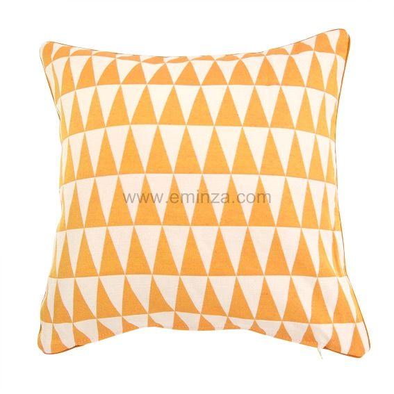 housse de coussin backgammon orange coussin et housse de. Black Bedroom Furniture Sets. Home Design Ideas