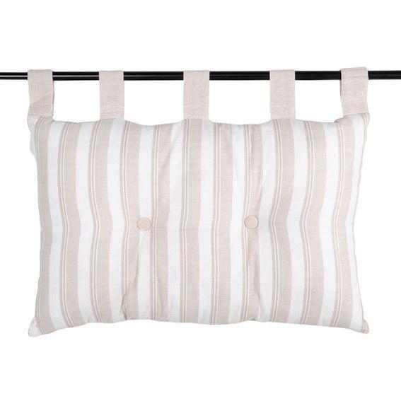 T�te de lit (70 cm) Alphonsine Lin