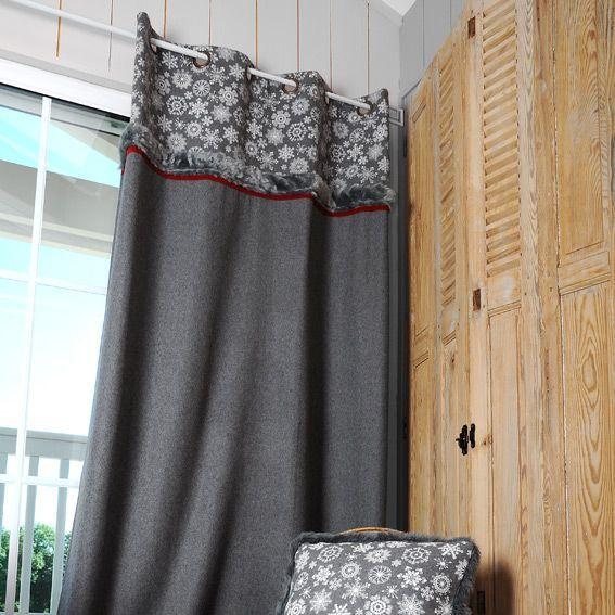 rideaux eminza. Black Bedroom Furniture Sets. Home Design Ideas