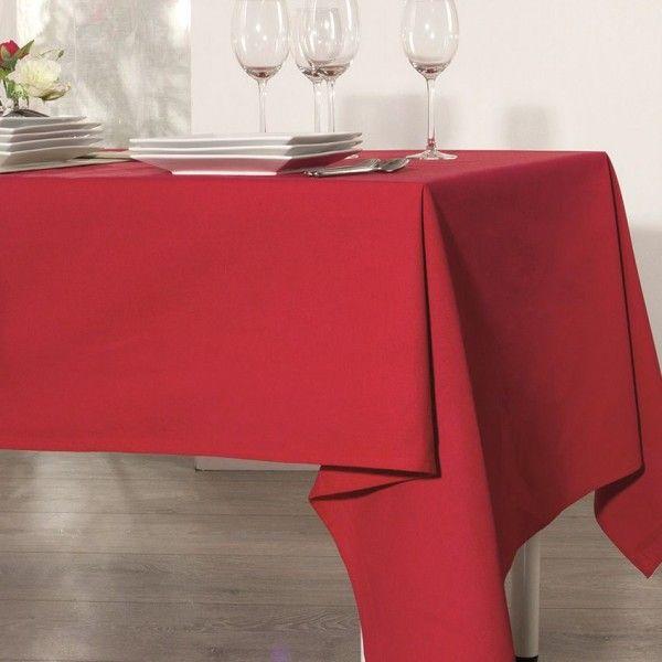 nappe de table 100 coton linge de table eminza. Black Bedroom Furniture Sets. Home Design Ideas