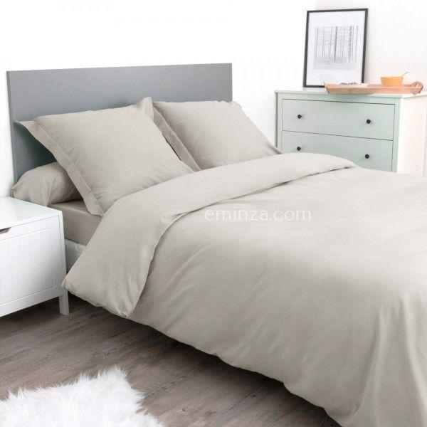 Drap housse coton supérieur (160 cm) Confort