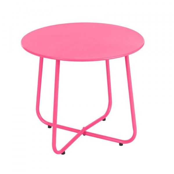 Table d'appoint Simeo - Rose