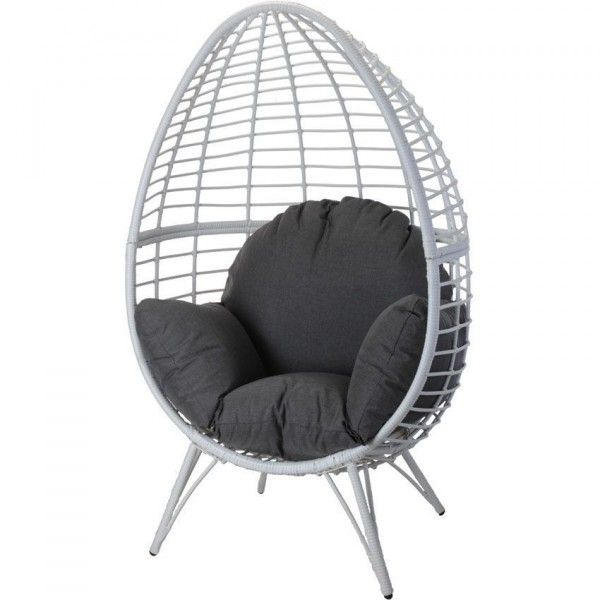 Fauteuil Cocoon - Blanc