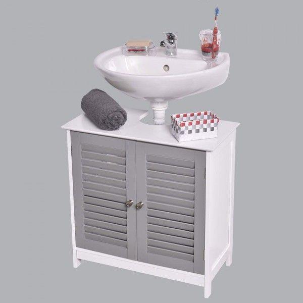 meuble dessous lavabo evasion. Black Bedroom Furniture Sets. Home Design Ideas