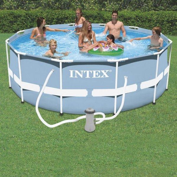 Piscine et accessoires piscine piscine spa et for Piscine hors sol 4 57 x 1 07 m easy set intex