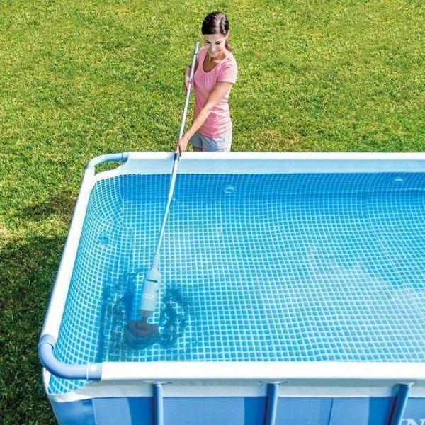 Aspirateur pour spa et piscine intex piscine et for Accessoire piscine 68