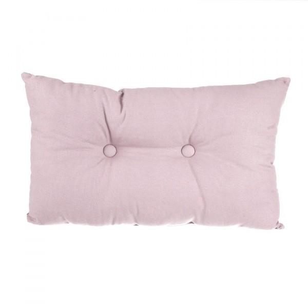 Kissen rechteckig Lina pink Wohnzimmer