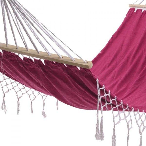 toile de hamac tahiti rose transat et hamac eminza. Black Bedroom Furniture Sets. Home Design Ideas