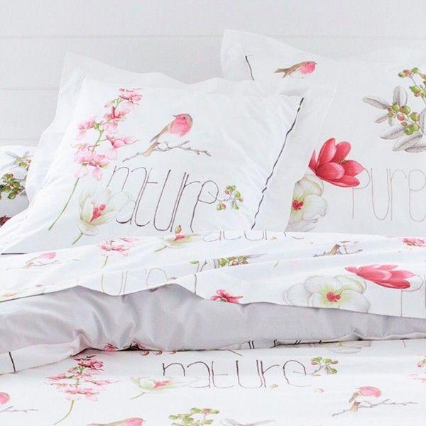 taie d 39 oreiller rectangulaire percale de coton pure blanc linge de lit eminza. Black Bedroom Furniture Sets. Home Design Ideas