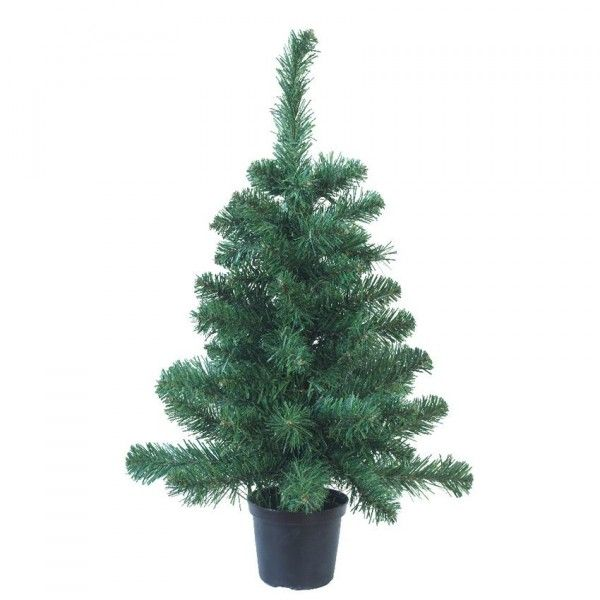 Sapin artificiel de table Nature H60 cm Vert sapin