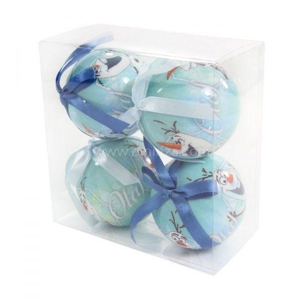Bleu eminza - Boule de noel disney ...