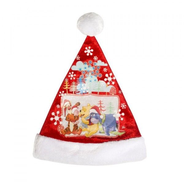 Bonnet de Noël Disney super Winnie