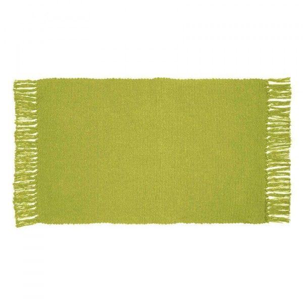 tapis rectangulaire 80 cm unix vert anis tapis multi usage eminza. Black Bedroom Furniture Sets. Home Design Ideas