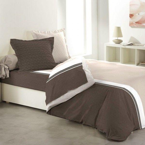parure de draps linge de lit eminza. Black Bedroom Furniture Sets. Home Design Ideas