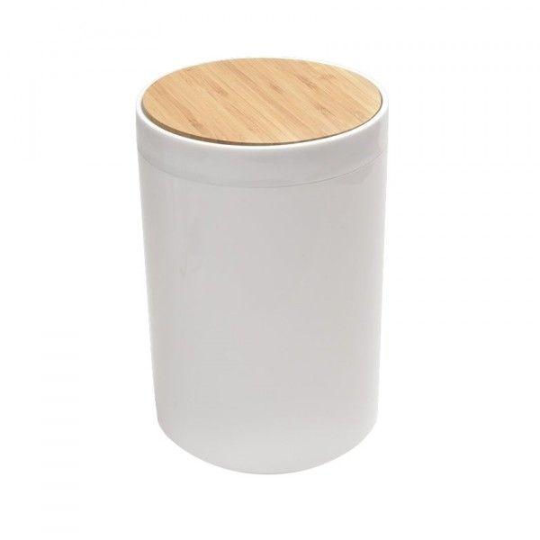 Poubelle bambou pr cieux poubelle eminza for Poubelle bambou