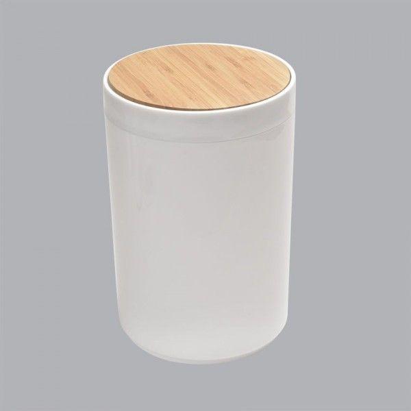 salle de bain gobelet porte savon miroir poubelle eminza. Black Bedroom Furniture Sets. Home Design Ideas