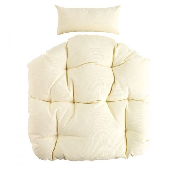 Coussin Loveuse Jazzy - Crème