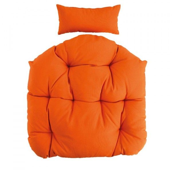 Coussin Loveuse Jazzy - Orange