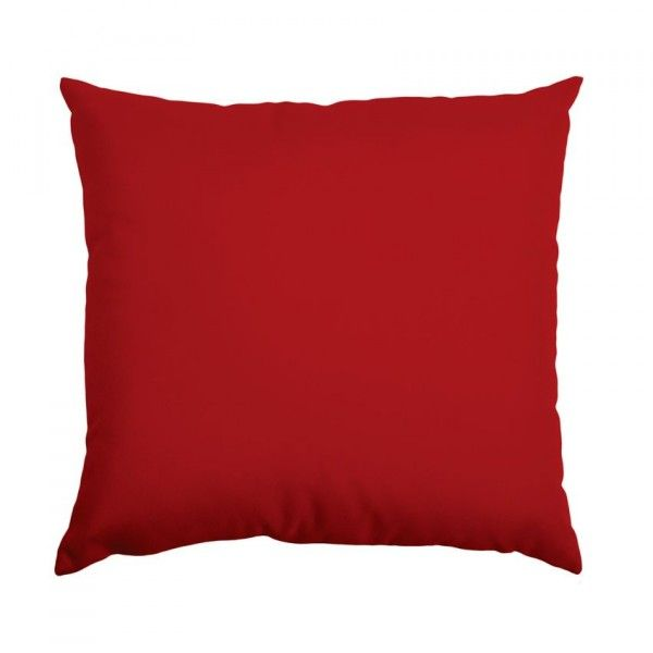 Coussin Sunny - Rouge