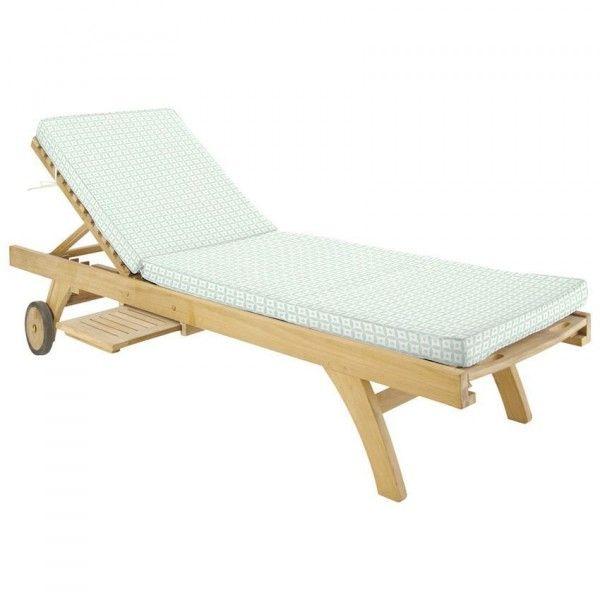 coussin de bain de soleil coussin et housse de protection eminza. Black Bedroom Furniture Sets. Home Design Ideas