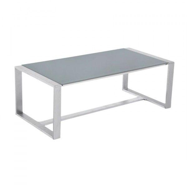 Table basse de jardin Sesimbra - Ardoise