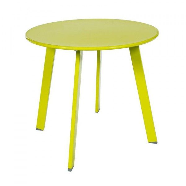 Table d'appoint Saona - Vert anis