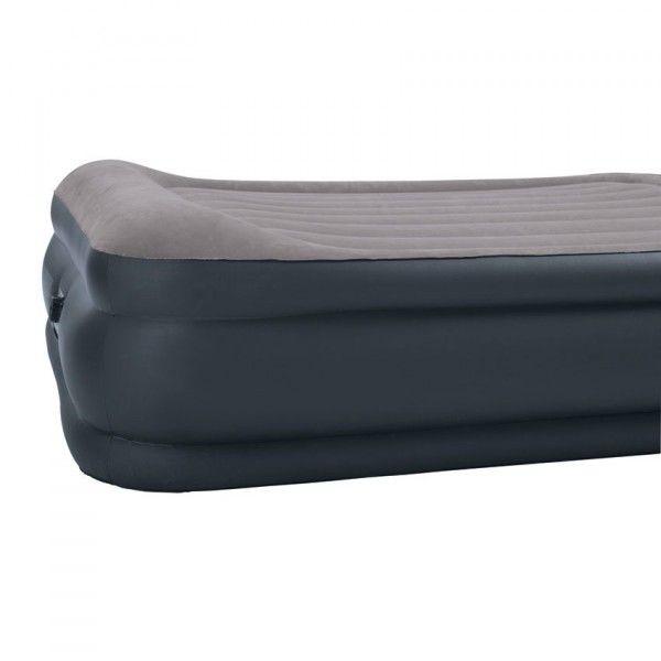 Matelas Gonflable Electrique Rest Bed Deluxe 1 Place Intex