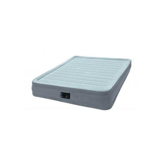 matelas gonflable lectrique confort plush 2 places intex am nagement d 39 ext rieur eminza. Black Bedroom Furniture Sets. Home Design Ideas