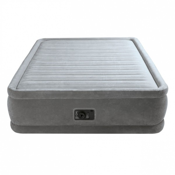 matelas gonflable lectrique confort plush 2 places. Black Bedroom Furniture Sets. Home Design Ideas