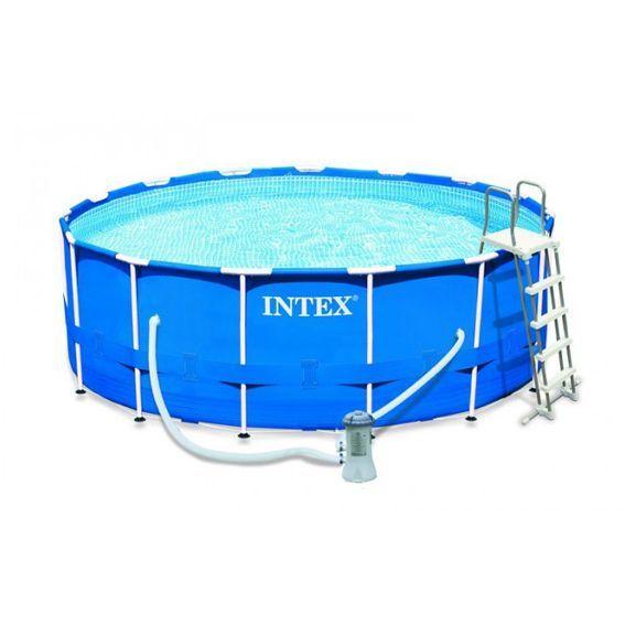 Piscine et accessoires piscine piscine spa et for Piscine intex 4 57 x 1 22