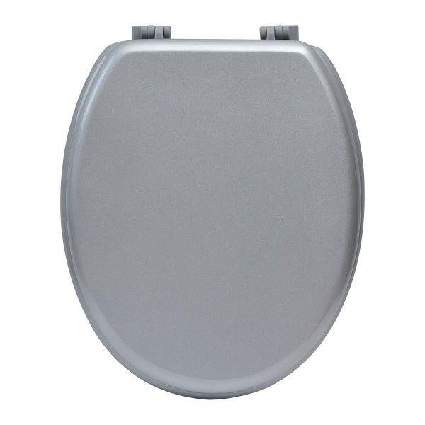 Toilettes wc abattant wc porte papier toilette brosse for Abattant wc paillettes argent