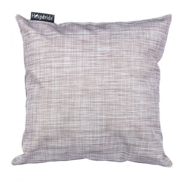 Coussin Texa - Taupe chiné
