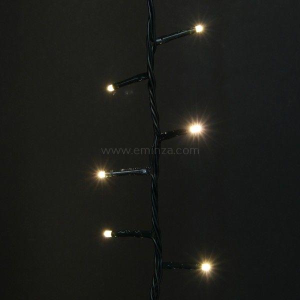 Baum Lichterkette Schnelles Anbringen 190 Warmweiß 700 Leds Cv